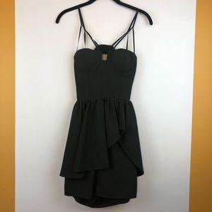 NBD Swoon Black Dress